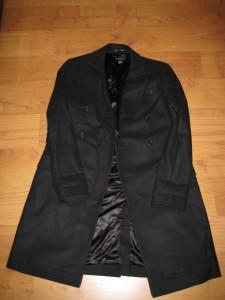 Vintage Karl Lagerfeld Tuxedo Coat for H&M (2004)