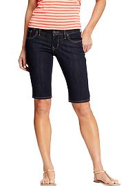 "Women's The Rockstar Bermudas (12"") from www.oldnavy.ca"
