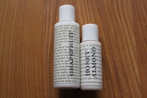 Blithe and Bonny's Grapefruit Hand Lotion and Honey Almond Hand Lotions