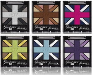 Rimmel London:  Glam Eyes HD Eye shadow