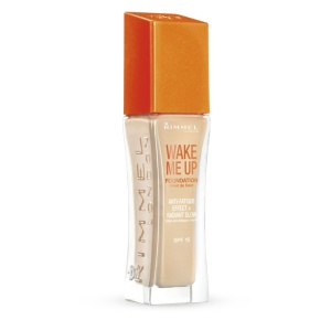 Rimmel London's Wake Me Up Foundation