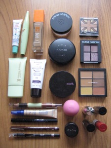 My Make Up Bag