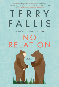 "Book Report:  ""No Relation"" By Terry Fallis"