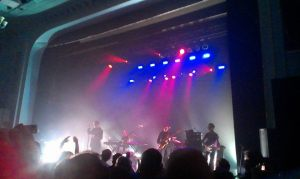 Live Nation Presents:  'Echo and the Bunnymen' at Toronto's Danforth Music Hall (August 12, 2014)