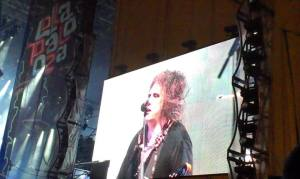 The Cure at Lollapalooza in Chicago (2013)
