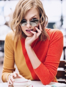 Karlie Kloss x Warby Parker Frames