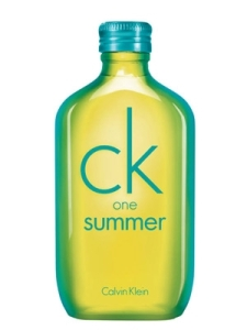 CK One Summer 2014 Calvin Klein for Women and Men