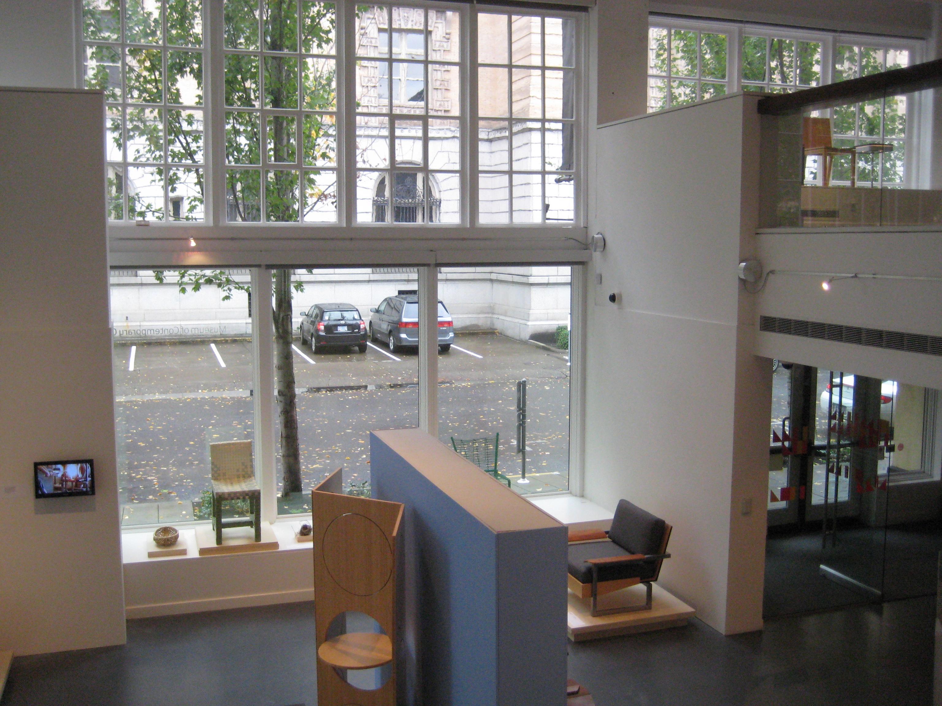 Museum Of Contemporary Craft Showpdx A Decade Of Portland Furniture