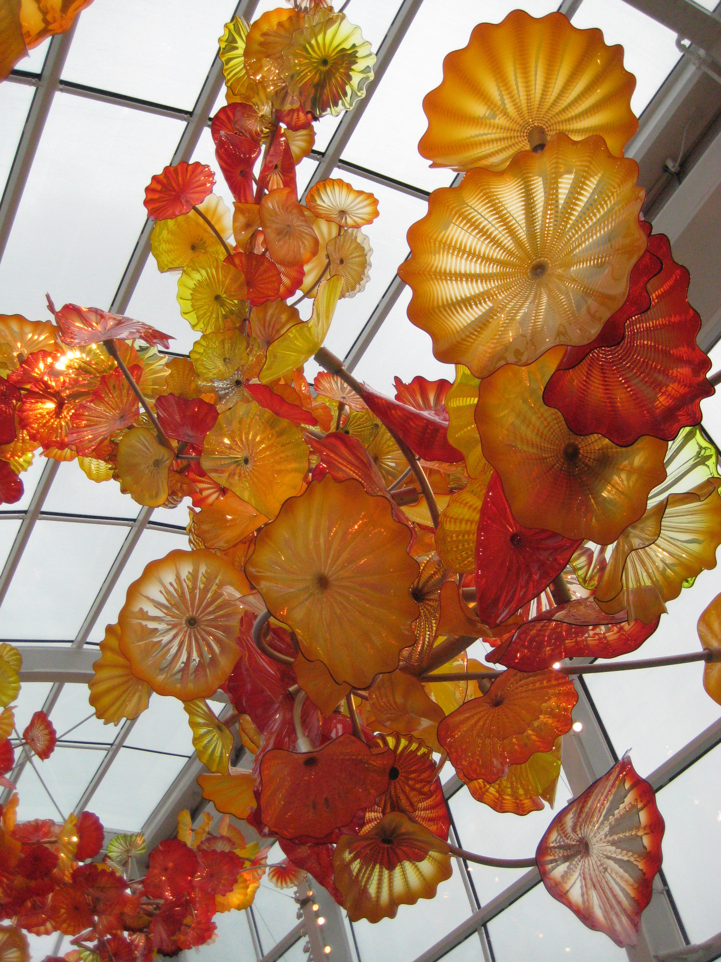 CityPASS Seattle: Chihuly Garden and Glass | Thirty Four Flavours