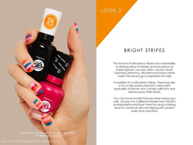 SPRING SUMMER 2017 TREND REPORT Nail How Tos2