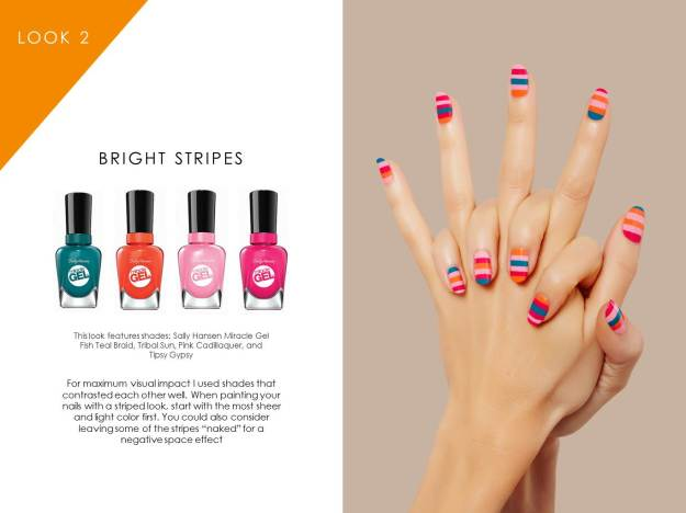 SPRING SUMMER 2017 TREND REPORT Nail How Tos3